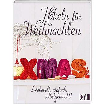 Buch 'Häkeln für Weihnachten – Liebevoll, einfach, selbstgemacht'