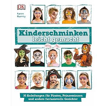 Buch 'Kinderschminken leicht gemacht'