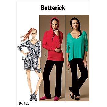 Butterick Patron B6427 'tenue de détente'