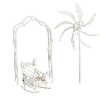 Set pour jardin miniature XS 'Relax', 3 pièces