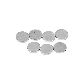 Mini-aimants, plat, 20 pièces
