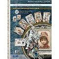 """3D-Bastelmappe """"Weihnachtskarten Vintage"""", für 12 Karten"""