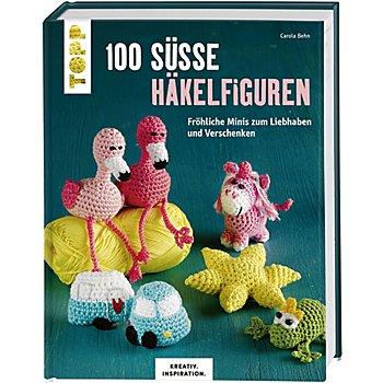 Buch '100 süße Häkelfiguren'
