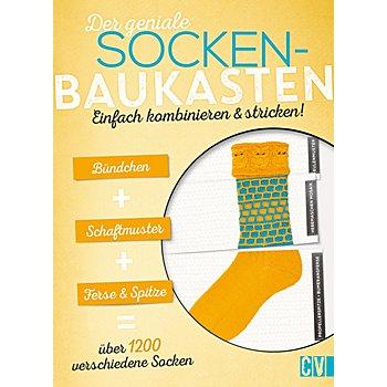 Buch 'Der geniale Sockenbaukasten'