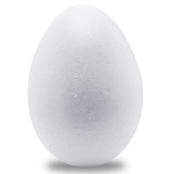 Styropor-Eier, teilbar, 30 cm