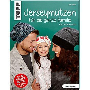 Buch 'Jerseymützen für die ganze Familie'