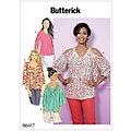 """Butterick Schnitt B6457 """"Off Shoulder Bluse"""""""