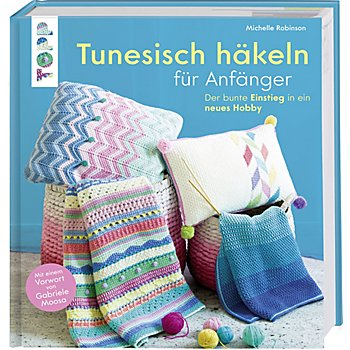 Buch 'Tunesisch häkeln für Anfänger'