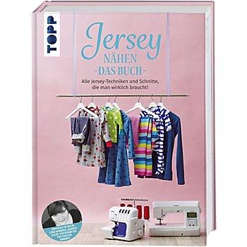 Buch 'Jersey nähen – das Buch'