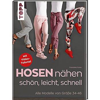 Buch 'Hosen nähen – schön, leicht, schnell'