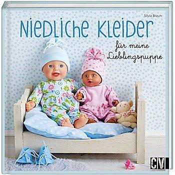 Buch 'Niedliche Kleider für meine Lieblingspuppe'
