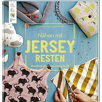 Buch 'Nähen mit Jersey-Resten'