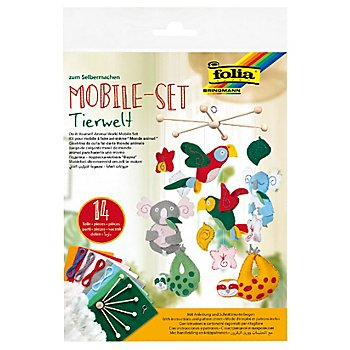 Folia Mobile-Set 'Tierwelt'