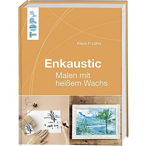 """Image of Buch """"Enkaustic &ndash_ Malen mit heissem Wachs"""""""