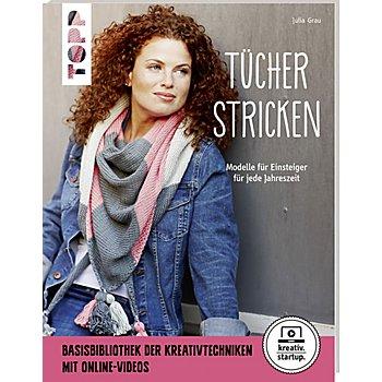 Buch 'Tücher Stricken'