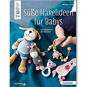 Buch 'Süße Häkelideen für Babys'