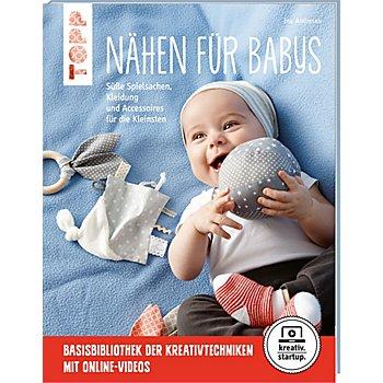 Buch 'Nähen für Babys'