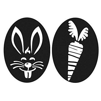 Seifenstempel 'Hase & Karotte'