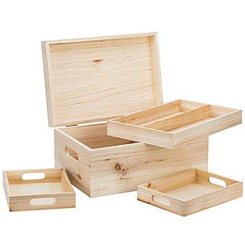 Boîte de rangement, 32 x 22 x 15,5 cm