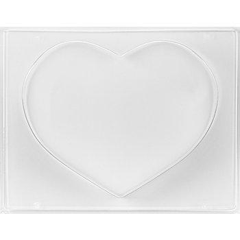 Moule 'cœur', 23 x 29 cm