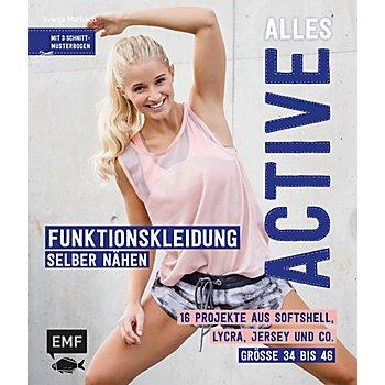 Buch 'Alles Active - Funktionskleidung selber nähen'