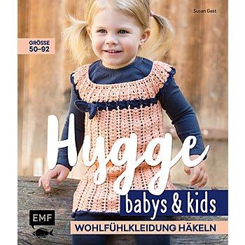 Buch 'Hygge Babys & Kids - Wohlfühlkleidung häkeln'