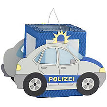 buttinette Mini-Laternenset 'Polizei'