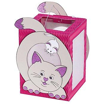 Mini-Laternenset 'Katze'