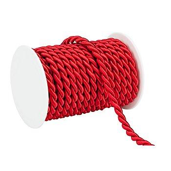 Kordel, rot, 8 mm, 10 m