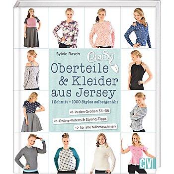 Buch 'Oberteile & Kleider aus Jersey'