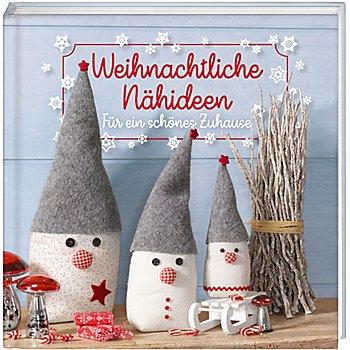 Buch 'Weihnachtliche Nähideen'