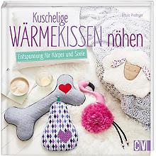 Buch 'Kuschelige Wärmekissen nähen'