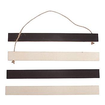 Holz-Magnethalter zum Hängen, 21 cm