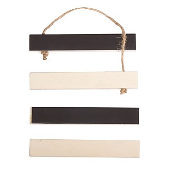 Suspension aimantée en bois, 10,5 cm