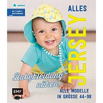 Buch 'Alles Jersey - Babykleidung nähen'