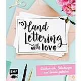 "Buch ""Handlettering with love"