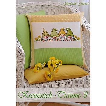 Buch 'Kreuzstich-Träume 8'