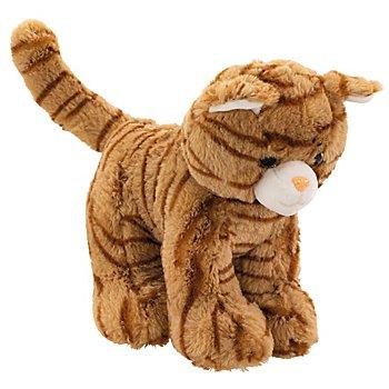 Kuscheltier 'Katze Mina'