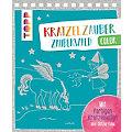 "Buch ""Kratzelzauber - Zauberwald color"""