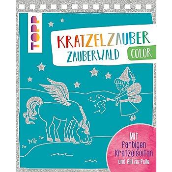 Buch 'Kratzelzauber - Zauberwald color'