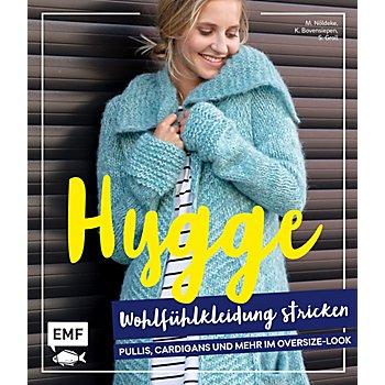 Buch 'Hygge Wohlfühlkleidung stricken – Pullis, Cardigans und mehr im Oversize-Look'
