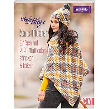 Buch 'Woolly Hugs Karo-Muster'