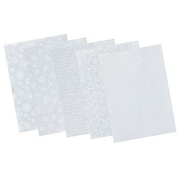 Set de papier transparent 'occasions', DIN A4, 10 feuilles