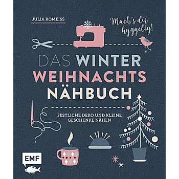 Buch 'Das Winter-Weihnachts-Nähbuch'