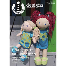 Heft 'Lieblingsstücke für Puppenkinder'