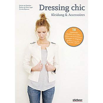 Buch 'Dressing Chic – Kleidung und Accessoires'