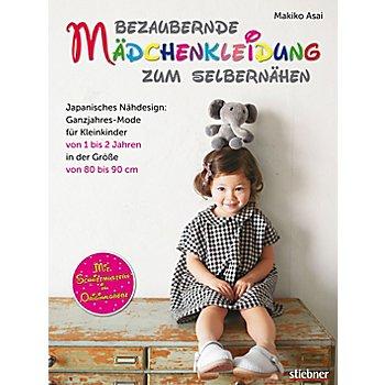 Buch 'Bezaubernde Mädchenkleidung zum selbernähen'