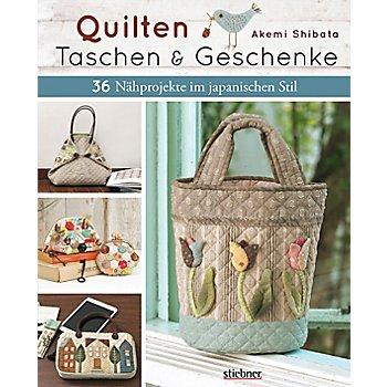 Buch 'Quilten – Taschen & Geschenke'