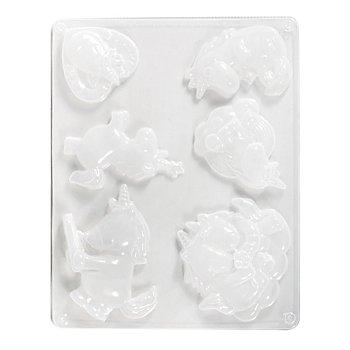 Rayher Moule 'licornes', 6 - 10 cm