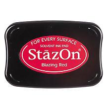 StazOn Stempelkissen, rot